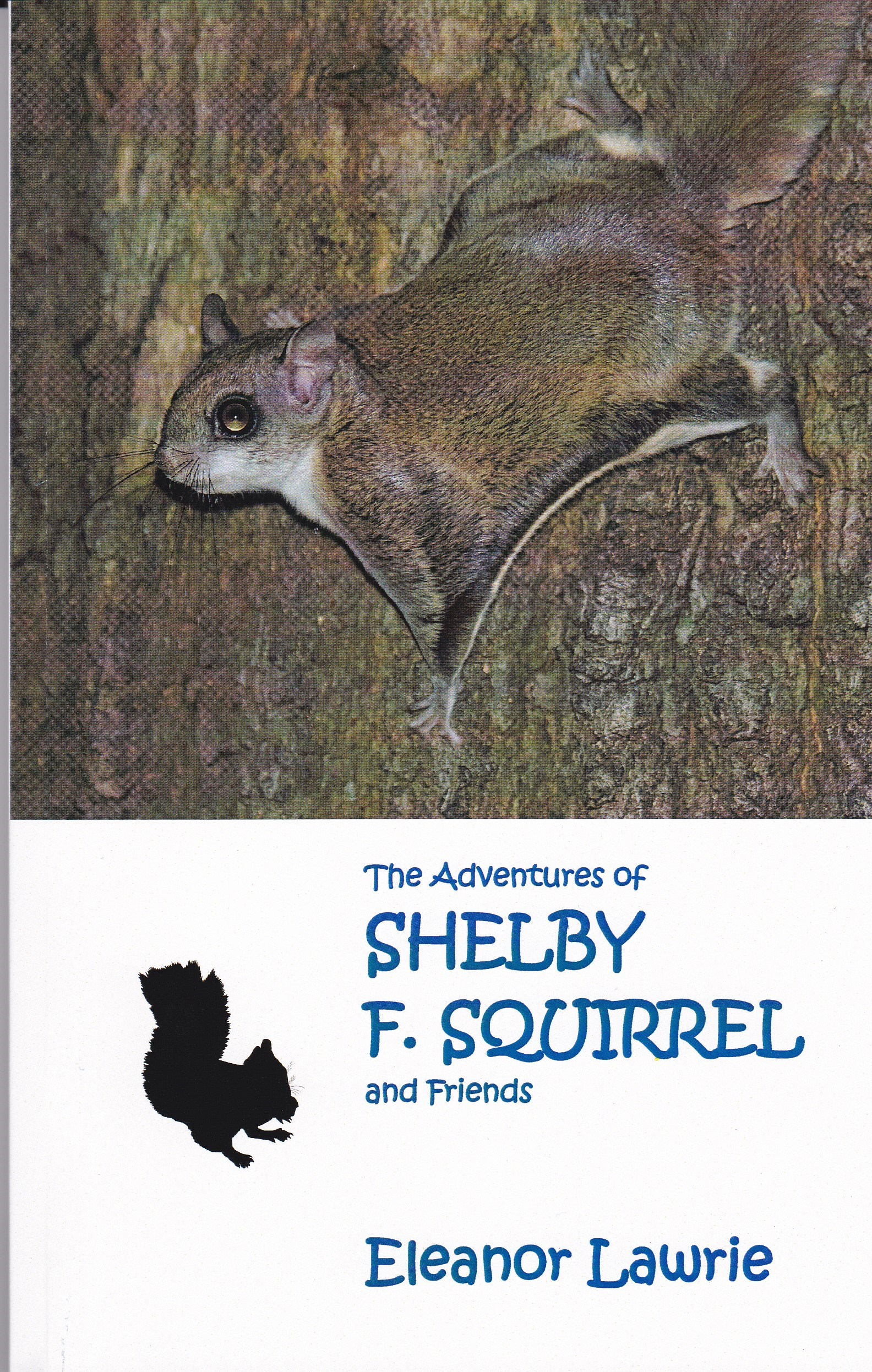 Shelby F. Squirrel COVER