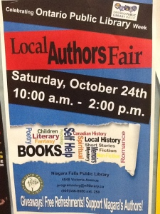 October 24 BOOK FAIR Poster